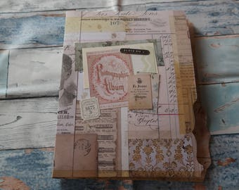 "Photo album/mini album ""Vintage Photographic"" 22 x 29 cm"