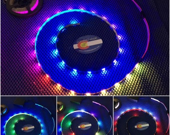 Dream LED Strip WS2811 Battery Operated Kit - 40 inches - 76 Color Chasing Modes