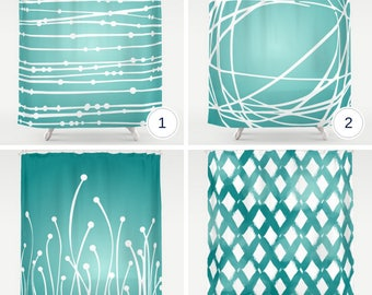 mermaid shower curtains printed shower curtains mermaid