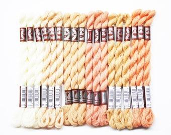DMC Medici Wool .90 Each, Medici Wool Yarn, Crewel Yarns, DMC Yarns, DMC Wool Yarns, Needlework Yarns, Needlework Threads, Cross-Stitch Yarn