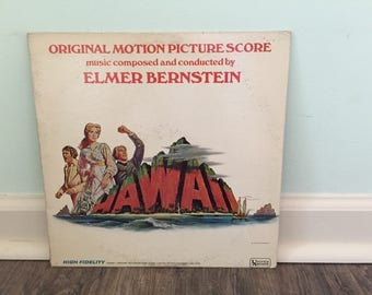 Hawaii Motion Picture Soundtrack