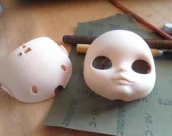 Custom blythe doll, not included doll