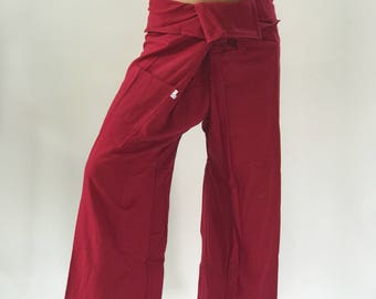 FP0100 Thai fisherman/Yoga are pants Free-size: Will fit men or woman