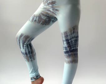 TD209 Women's Tie Dyed Yoga Pants and Leggings,perfect for yoga super comfort, tiedye