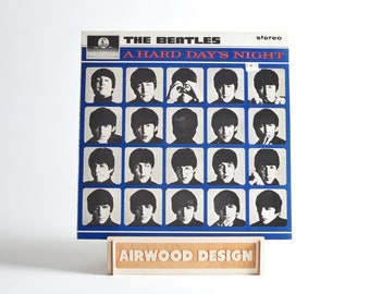 """THE BEATLES """"A Hard Day's Night"""" - vinyl record"""