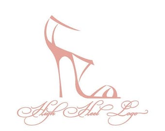 high heel shoe design template - high heel template etsy