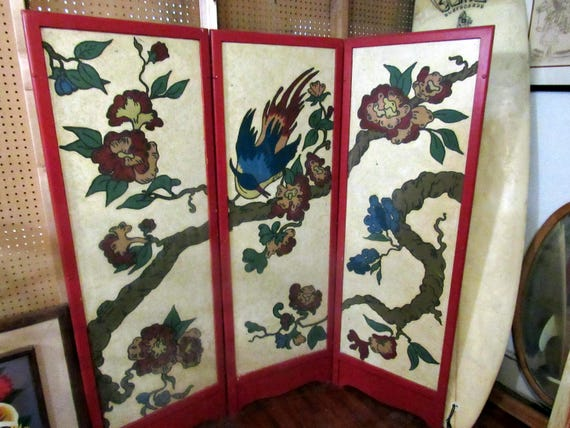 Room Divider Screen three panel