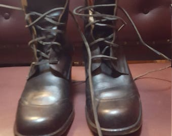 Women's 90s Guess George Marciano Boots Size 39.5 Sold As Is