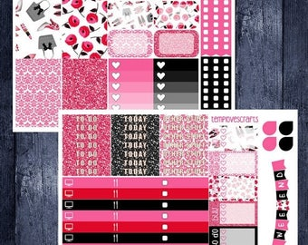 Weekend Sale Chic Girl Kit for Happy Planner