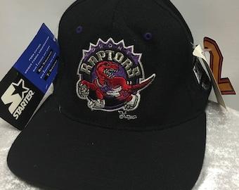 Vintage New Era Toronto Raptors Cap