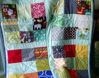 Gender neutral quilt 2