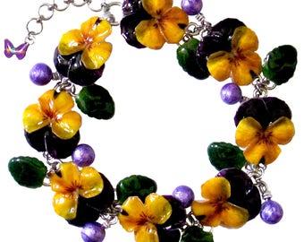 Bracciale Violette