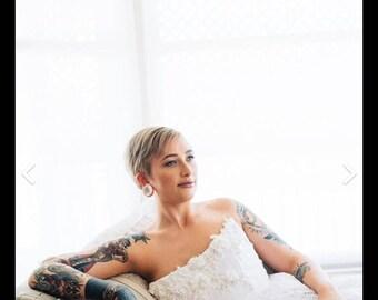 SALE wedding dress size 8