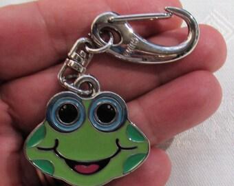Frog Non Working Watch Keychain Repair Repurpose