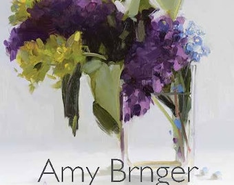 2018 Amy Brnger Flower Desk Calendar