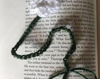 Little Flower Bookmark