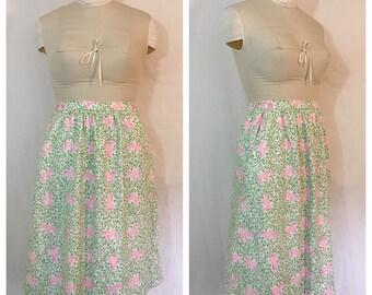 Vintage 1960's Pink Pony Skirt
