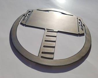 Thor Metal Art
