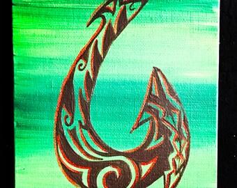 Hawaiian hook