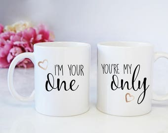 Your my person, custom mug, personalized,  I'm your one, Greys, Birthday gift, wedding gift, coffee cup, best friend, wedding gift