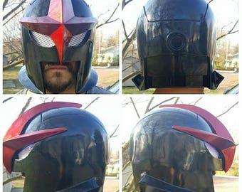 Finished Space Guardian Sam Helmet