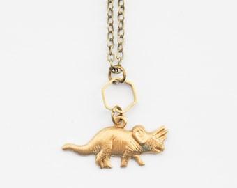 Dinosaur Necklace, Dinosaur Jewelry, Retro Dinosaur Necklace, Dinosaur pendant necklace, Dinosaur Jewellery