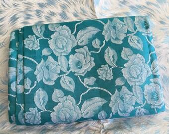 60's Vintage Brocade Fabric