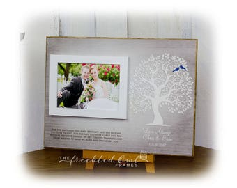 Gifts for Aunt and Uncle, Aunt Gift, Uncle Gift, Wedding Gift for Aunt and Uncle, Aunt and Uncle Picture Frame, Gift for 12X16