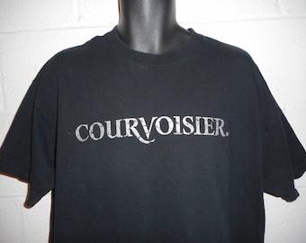 Vintage Courvoisier Cognac T-Shirt XL