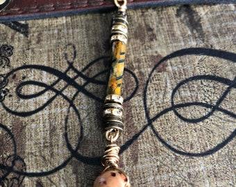 DBC:Tribal loc and braid jewelry