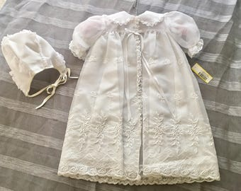 Christening Baptism Dress