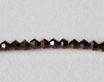 SALE 4mm Swarovski Bicone Beads