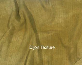 Hand Dyed Wool: Dijon Mustard Texture