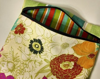 zippered pouch--fun and functional