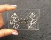 BROKEN- Earrings 4