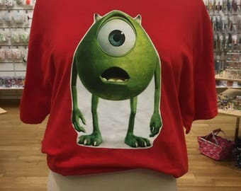 Mike Wisowski tshirt you choose color and size