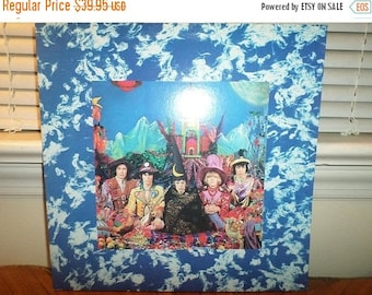 Save 30% Today Vintage 1971 Vinyl LP Record Their Satanic Majesties Request The Rolling Stones Excellent Condition 13052