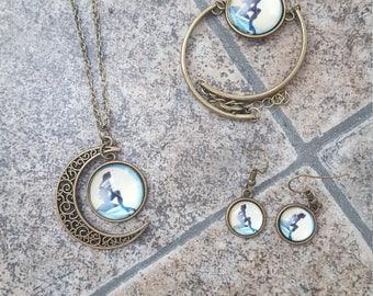 Little Mermaid jewelry set!!!!