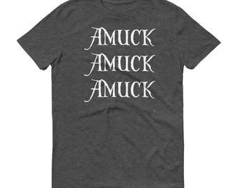 Amuck Short-Sleeve T-Shirt
