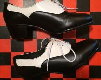 Capezio Saddle Shoes Dance Shoes Women's Size US 7