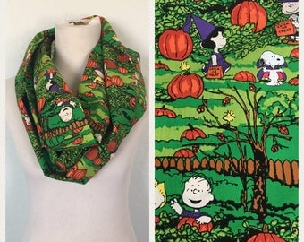 Charlie Brown scarf
