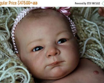 25% Off Custom Babies Your very own Xavi by Adrie Stoete. 18 Inch Newborn Boutique Doll.