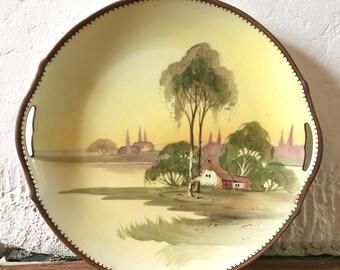 Nippon Morimura Plate
