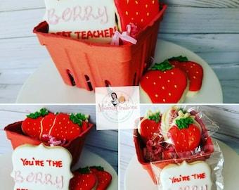 Teacher Appreciation Cookie Gift