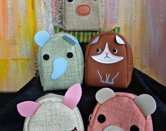 DOLL accessories Blythe/ BJD/MSD - funky Back Packs for your girls gear