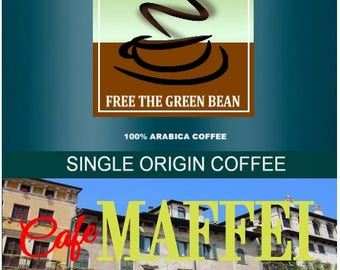 Cafe Maffei Italian Roast, whole bean, fresh roasted coffee 12oz (350g)