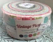 Vintage Picnic by Bonnie and Camille for Moda Fabrics - Jelly Roll