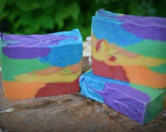 Monkey Farts Kid's Soap - 5oz Bars
