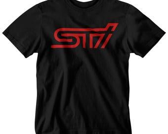 Subaru WRX STI T-Shirt