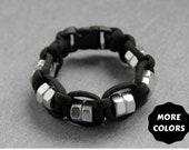 Fidget Bracelet, Fidget Bracelet Boy, Fidget Jewelry, Sensory Bracelet, Anxiety Bracelet, Autism Fidget, Calming Bracelet, Stim Jewelry